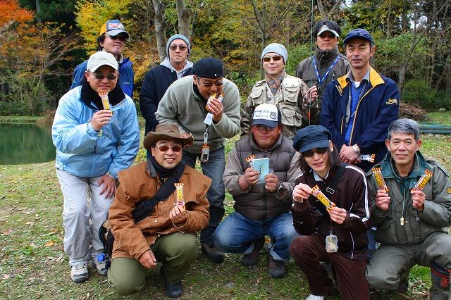 釣りバカラリーフライの部参加者の皆さん
