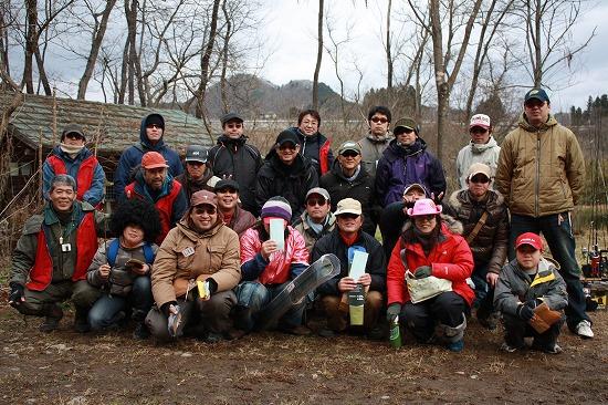 ルアーキング2009冬参戦の皆さん